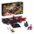 LEGO® Super Heroes 76188 Batman™ Classic TV Series Batmobile™, Age 7+, Building Blocks, 2021 (345pcs)