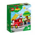 LEGO® DUPLO 10901 Fire Truck, Age 2+, Building Blocks, 2019 (24pcs)