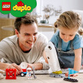 LEGO® DUPLO 10944 Space Shuttle Mission, Age 2+, Building Blocks, 2021 (23pcs)