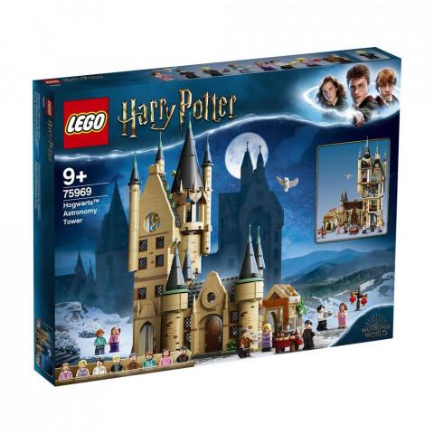 LEGO® Harry Potter™ 75969 Hogwarts™ Astronomy Tower, Age 9+, Building Blocks, 2020 (971pcs)