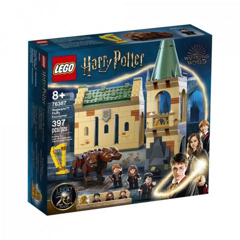 LEGO® Harry Potter™ 76387 Hogwarts™: Fluffy Encounter, Age 8+, Building Blocks, 2021 (397pcs)