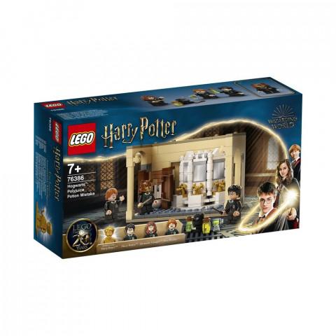LEGO® Harry Potter™ 76386 Hogwarts™: Polyjuice Potion Mistake, Age 7+, Building Blocks, 2021 (217pcs)