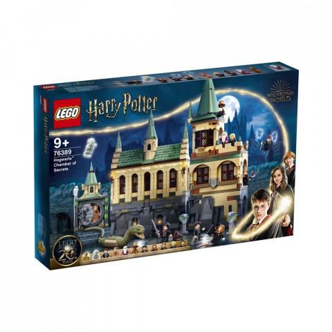 LEGO® Harry Potter™ 76389 Hogwarts™ Chamber of Secrets, Age 9+, Building Blocks, 2021 (1176pcs)