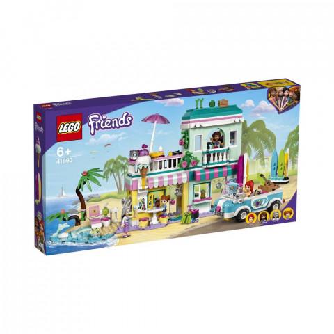 LEGO® Friends 41693 Surfer Beachfront, Age 6+, Building Blocks, 2021 (685pcs)
