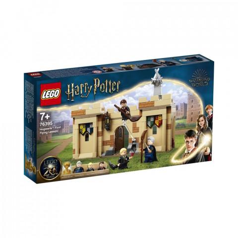 LEGO® Harry Potter™ 76395 Hogwarts™: First Flying Lesson, Age 7+, Building Blocks, 2021 (264pcs)
