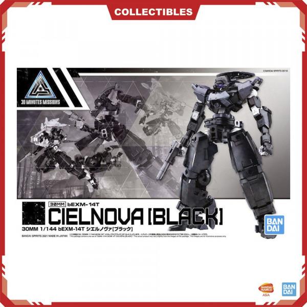 30MM 1/144 bEXM-14T CIELNOVA [BLACK]