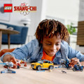 LEGO® Super Heroes 76176 Escape from The Ten Rings, Age 7+, Building Blocks, 2021 (321pcs)