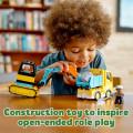 LEGO® Duplo 10931 Truck & Tracked Excavator, Age 2+, Building Blocks, 2020 (20pcs)