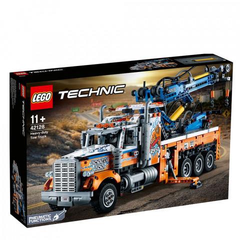 LEGO® Technic 42128 Heavy-duty Tow Truck, Age 11+, Building Blocks, 2021 (2017pcs)