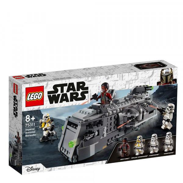 LEGO® Star Wars™ 75311 Imperial Armored Marauder, Age 8+, Building Blocks, 2021 (478pcs)
