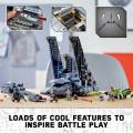 LEGO® Star Wars™ 75314 The Bad Batch™ Attack Shuttle, Age 9+, Building Blocks, 2021 (969pcs)