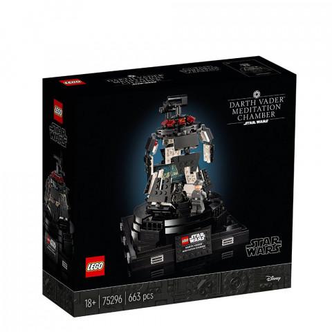 LEGO® Star Wars™ 75296 Darth Vader™ Meditation Chamber, Age 18+, Building Blocks, 2021 (663pcs)