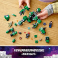 LEGO® Super Heroes 76201 Captain Carter & The Hydra Stomper, Age 8+, Building Blocks, 2021 (343pcs)