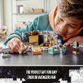 LEGO® Super Heroes 76200 Bro Thor's New Asgard, Age 7+, Building Blocks, 2021 (265pcs)