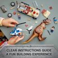 LEGO® Jurassic World 76941 Carnotaurus Dinosaur Chase, Age 7+, Building Blocks, 2021 (240pcs)