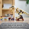 LEGO® Jurassic World 76940 T. rex Dinosaur Fossil Exhibition, Age 7+, Building Blocks, 2021 (198pcs)