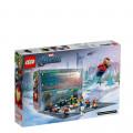 LEGO® Super Heroes 76196 The Avengers Advent Calendar, Age 7+, Building Blocks, 2021 (298pcs)