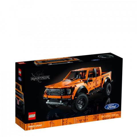 LEGO® Technic 42126 Ford®F-150 Raptor, Age 18+, Building Blocks, 2021 (1379pcs)