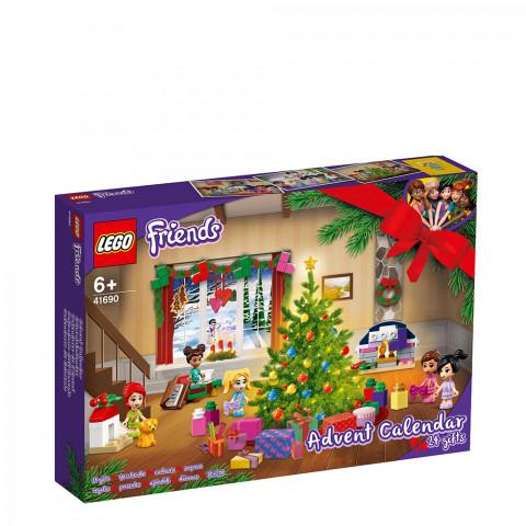 LEGO® Friends 41690 Advent Calendar, Age 6+, Building Blocks, 2021 (370pcs)
