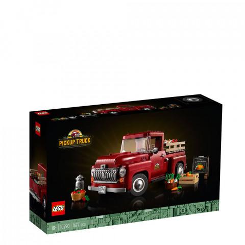 LEGO® Icons 10290 Pickup Truck, Age 18+, Building Blocks, 2021 (1677pcs)