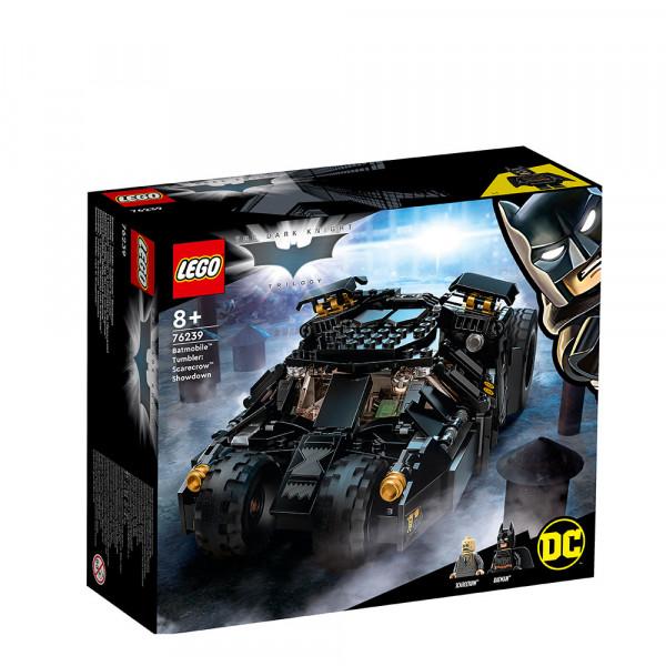 LEGO® Super Heroes 76239 Batmobile™ Tumbler: Scarecrow™ Showdown, Age 8+, Building Blocks, 2021 (422pcs)