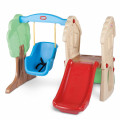 HIDE AND SEEK CLIMBER AND SWING