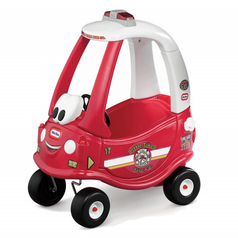 RIDE N RESCUE COZY COUPE W/O ELECT