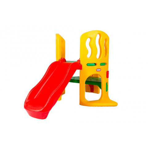 HIDE & SLIDE CLIMBER - PRIMARY