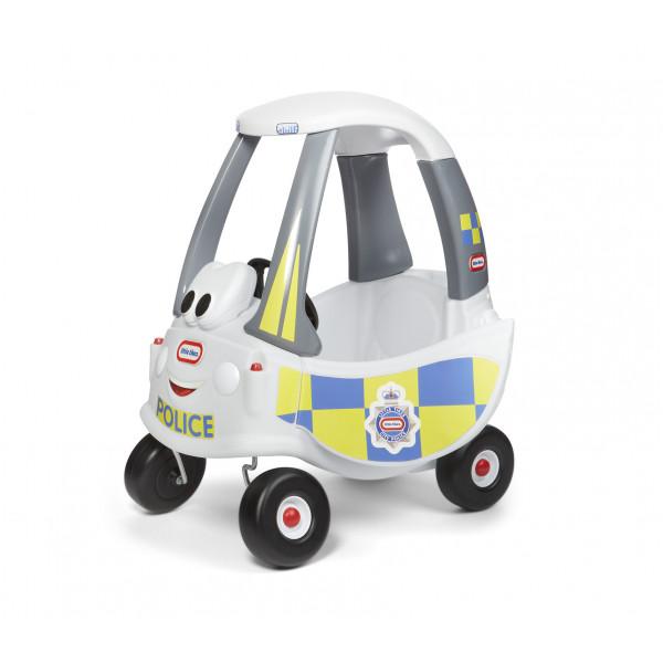 POLICE RESPONSE COZY COUPE