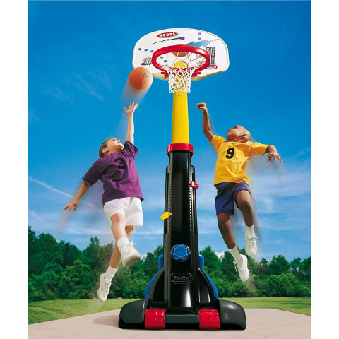 EASY STORE BASKETBALL SET