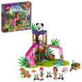 LEGO® Friends 41422 Panda Jungle Tree House, Age 7+, Building Blocks, 2020 (265pcs)