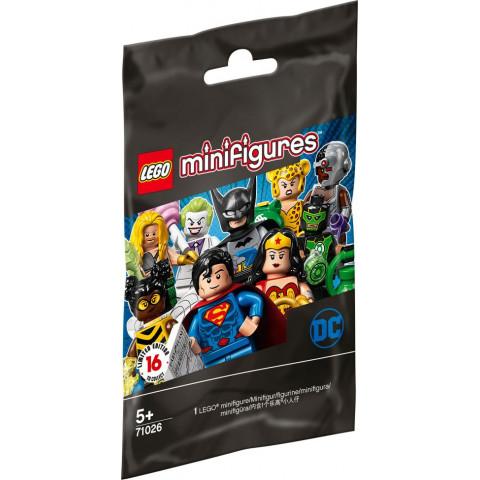 LEGO® Minifigures 71026 DC Super Heroes Series, Building Blocks 5+ (9pcs)