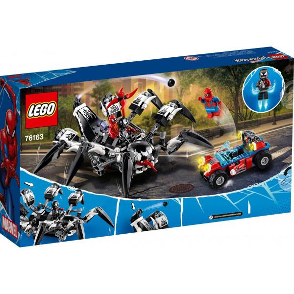 LEGO Super Heroes 76163 Venom Crawler 8+, Building Blocks (413pcs)