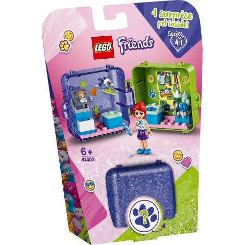LEGO® Friends 41403 Mia's Play Cube, Age 6+, Building Blocks, 2020 (40pcs)