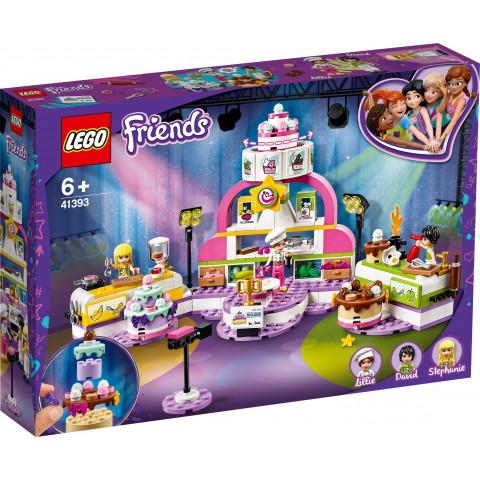 LEGO® Friends 41393 Baking Competition, Age 6+, Building Blocks, 2020 (361pcs)