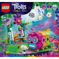 LEGO® Trolls 41256 Rainbow Caterbus, Age 6+, Building Blocks, 2020 (395pcs)