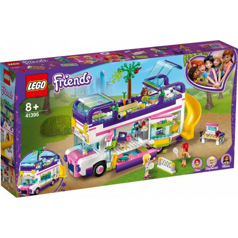 LEGO® Friends 41395 Friendship Bus, Age 8+, Building Blocks, 2020 (778pcs)