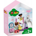 LEGO® DUPLO® Town 10926 Bedroom, Age 2+, Building Blocks, 2020 (16pcs)