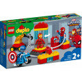 LEGO® DUPLO® Super Heroes 10921 Super Heroes Lab, Age 2+, Building Blocks, 2020 (30pcs)
