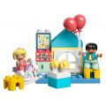 LEGO® DUPLO® Town 10925 Playroom, Age 2+, Building Blocks, 2020 (17pcs)