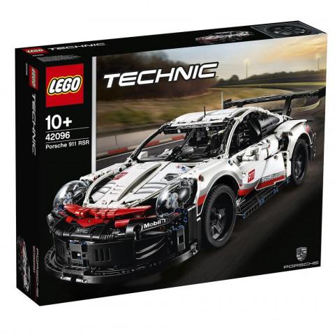 LEGO® Technic 42096 Porsche 911 RSR, Age 10+, Building Blocks (1580pcs)