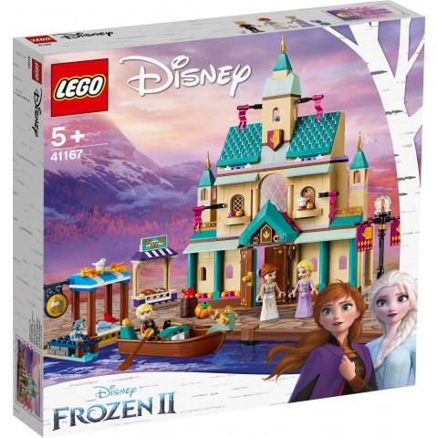 LEGO® Disney Princess 41167 Arendelle Castle Village, Age 5+, Building Blocks (521pcs)