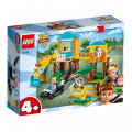 LEGO® Toy Story™ 10768 Buzz & Bo Peep's Playground Adventure, Age 4+, Building Blocks (139pcs)