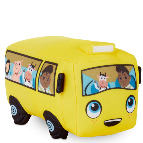Little Baby Bum Wiggling Wheels in the Bus