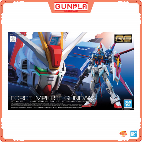 Gundam RG 1/144 Force Impulse Gundam (GunPla)