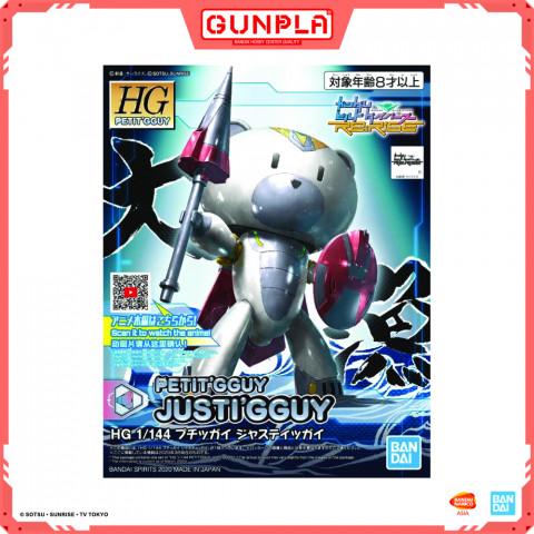 GUNDAM - HG 1/144 PETIT`GGUY JUSTI`GGUY