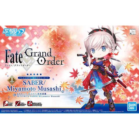 Bandai Petit Rits Saber / Miyamoto Musashi