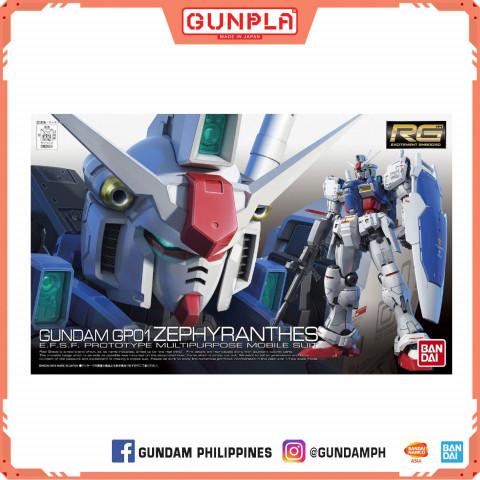 GUNDAM - RG 1/144 RX-78GP01